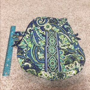 Vera Bradley backpack purse